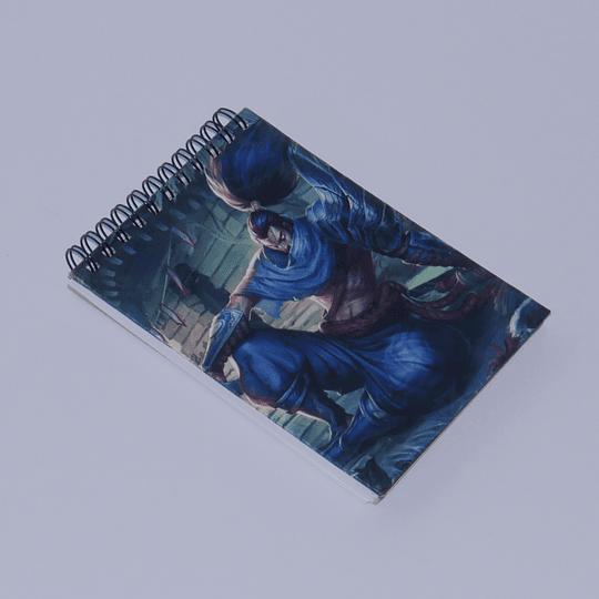 Croquera Personaje 10x14,5