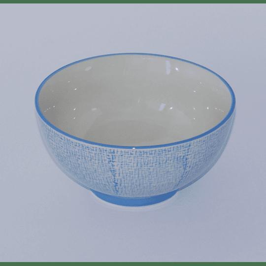 Bowl M 14cm Diseño Celeste