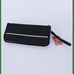 Porta Documentos Travel Negro