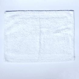 Alfombra de Baño 50x70 Blanca