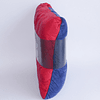 Manta Plegable Térmica Azul/rojo