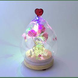 Adorno de Fantasía Luces