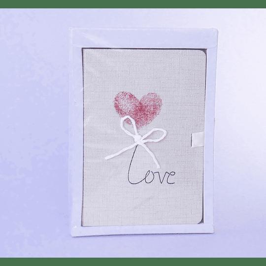 Diario de Vida LOVE 13x19x2