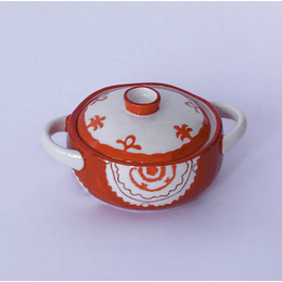 Mini Fuente Horno con Tapa