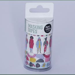 Masking Tapes 4 Diseños