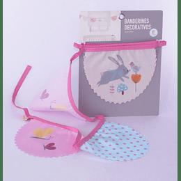 Banderines Decorativos Bebé