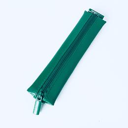 Estuche Con Banda Elástica Vinilo XS Verde