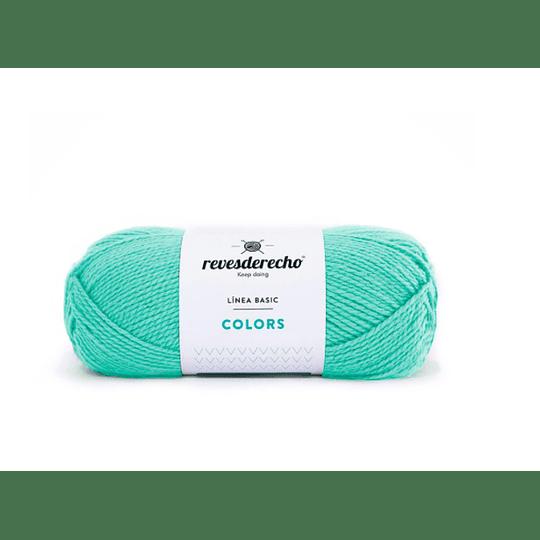 Lana Colors verde agua 003