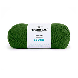 Lana Colors verde palta 7802