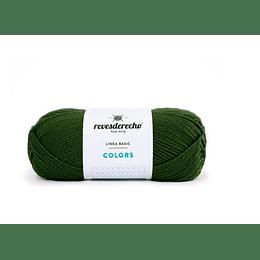 Lana Colors verde musgo claro 3917