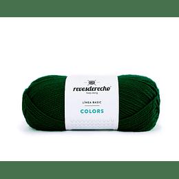 Lana Colors verde billar 0740