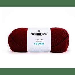 Lana Colors burdeos 0867