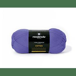 Lana Cotton 100% algodón premium morado 113