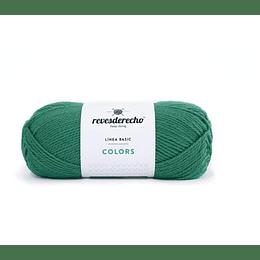 Lana Colors verde colombia 0554 50 gr