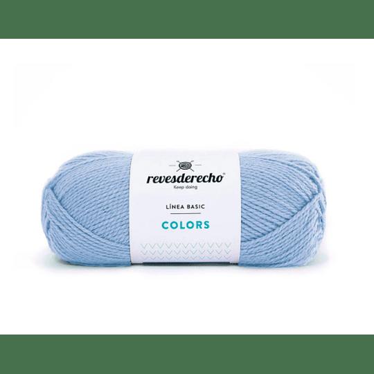 Lana Colors celeste 0034