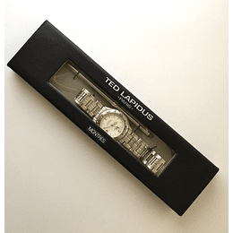 set reloj y lapiz mina Ted Lapidus