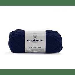Lana majestad azul marino 0605