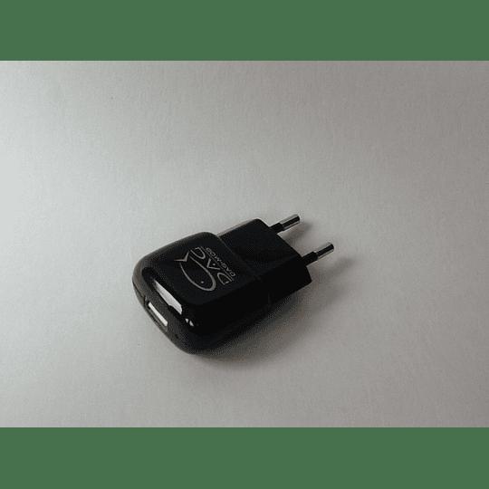 Cargador de pared usb 1 Amp