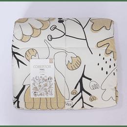 Cobertor Panel 1,5 plaza