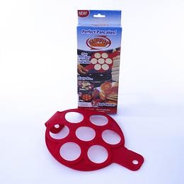 Molde de silicona para  panqueques  pancakes