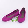 Zapatos Lina Flat W /38-39 Fucsia Crocs