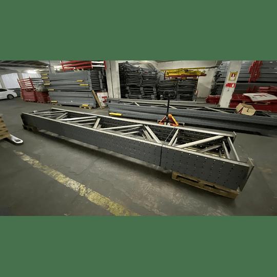 Rack industrial por posición
