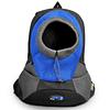 Mochila para Mascota Crazy Paws S Azul DPETC021-BL