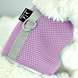 Arnés de Malla Respirable X/Small Lila DPETH007-LL