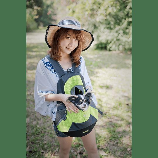 Mochila para Mascotas Feel U Pet -XL Fucsia DEPTC044-PK