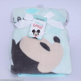 Frazada Coral  Bambino - Disney Baby
