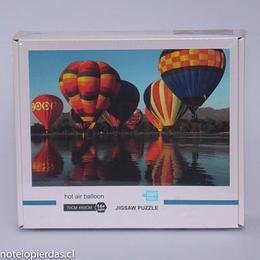 Puzzle 1.000 pcs 70x50 Hot Air Balloon