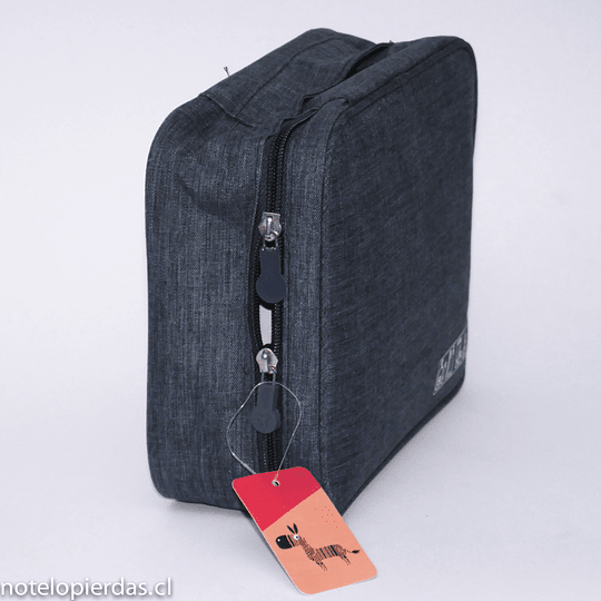 Nécessaire de Viaje - Estuche de Viaje Azul - Cosmetiquero