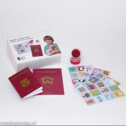 Juego de Pasaportes