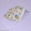 Mascarilla de protección desechable Infantil  3 pliegues / 3capas 50 unidades - 5 Diseños (caja rosada)