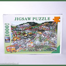 Puzzle 1000 piezas 50x75 Jigsaw Puzzle