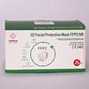 Mascarilla facial  FFP2 NR 25 unidades