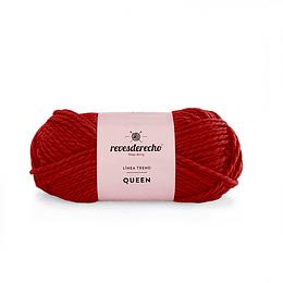 Lana majestad rojo italiano 0606
