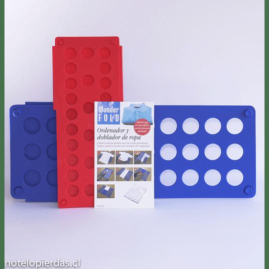 Pack Dobladores de Ropa L+M