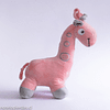 Jirafa Muñeco de Peluche rosado