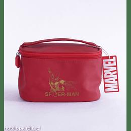 Bolso Silicona Marvel Spider Man rojo