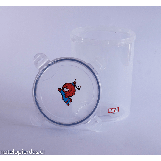 Canister 1.600 ml  Marvel Personaje