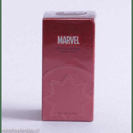 Eau de Parfum Spray para Mujer Capitana Marvel 50ml