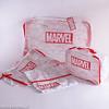Set 4 Bolsas Organizadoras Marvel -Travel storage bag