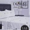 Juego de sábanas 144 hilos Doral 2 plazas/queen