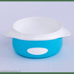 Plato pequeño 200ml Fisher-Price azul