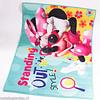 Alfombra Infantil Dib 80x120 Minnie Mouse