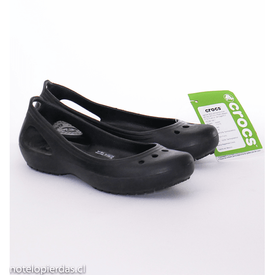 Zapatos Kadee Negro relaxed 34-35 Crocs