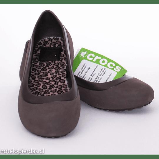 Zapatos Mammoth leopard Crocs 37/38