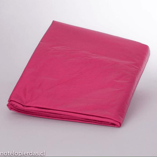 Mantel PVC Rectangular 152x200 rojo