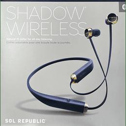 Audífono Audífono Shadow Wireless Bluetooth Sol Republic EP1140NVB